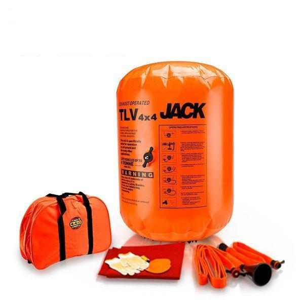 4 Tons Of Inflatable Jack