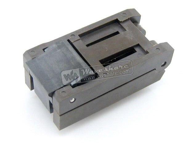 SOP28 SO28 SOIC28 FP-28-1.27-07 Enplas IC Test Burn-In Socket Programming Adapter 7.9mm Width 1.27mm Pitch
