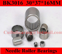 Free Shipping BK3016 Drawn Cup Needle Roller Bearings 45941 30 The Size Of 30 37 16mm