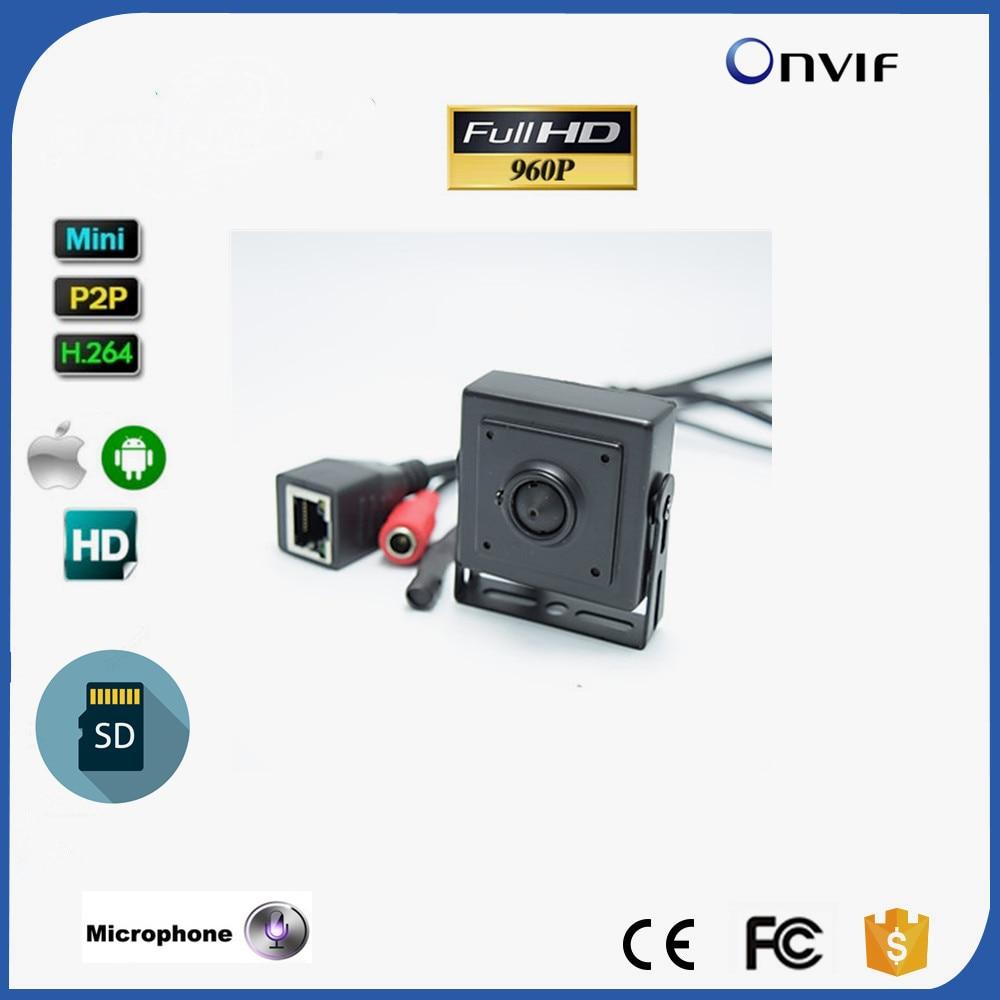 Square Small Covert HD 960P Audio&Video Mini IP Camera Micro SD TF Card With AUDIO Network P2P Onvif 2.0 CCTV SecuritySquare Small Covert HD 960P Audio&Video Mini IP Camera Micro SD TF Card With AUDIO Network P2P Onvif 2.0 CCTV Security