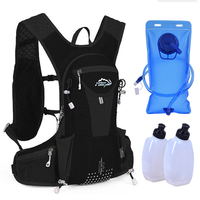 LOCAL LION 10L Running Hydration Backpack, Women Men Jogging Sport Backpack ,Trail Running Marathon Bag