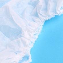 Hot 6Pcs/Set Disposable Non Woven Paper Brief Panties Underwear Ladies Women For Travel Adult Diapers