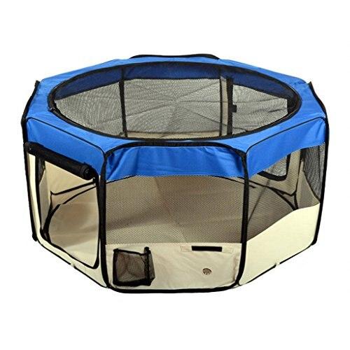 Aliexpress Com Buy Dog Portable Outdoor Travel Water: Online Buy Wholesale Pet Playpen From China Pet Playpen
