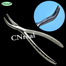 1 pc Dental Root Extracting Pliers for Minimally Invasive Extraction High Quality Stainless Steel
