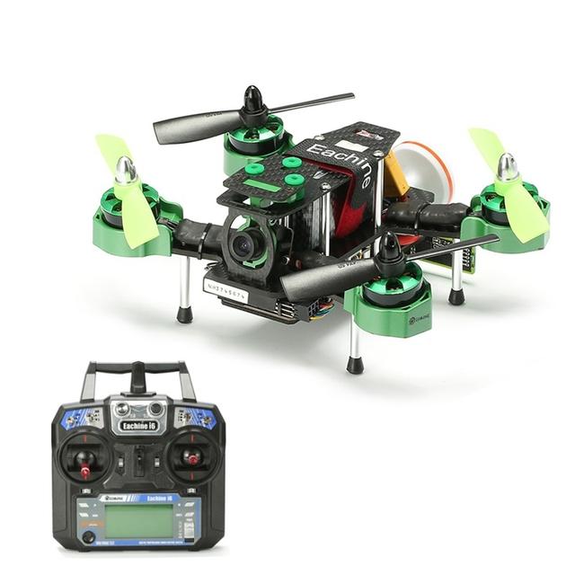 (En la Acción) Eachine Falcon 180 FPV Quadcopter Con Cámara 700TVL HD Cámara 5.8G 40CH Transmisor RTF Profesional Drone