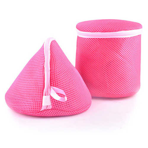 Нижнее бельё для девочек помощи бюстгальтер сетка для белья корзина для белья Чистая стиральная чехол для хранения, на молнии 8BSF