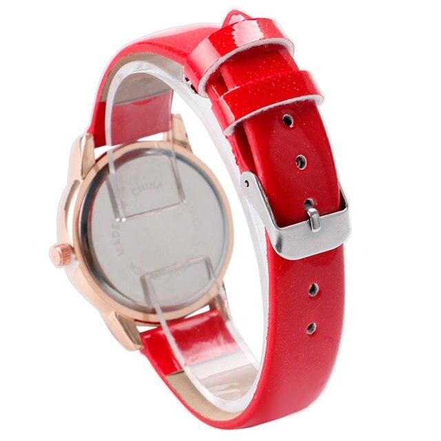 Glitter Dial Wrist Watch for Women