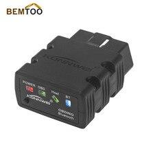 2015 Último Mini Herramientas De Análisis De Diagnóstico ELM327 Bluetooth OBD-II de Coches Auto KW902 Envío Gratis