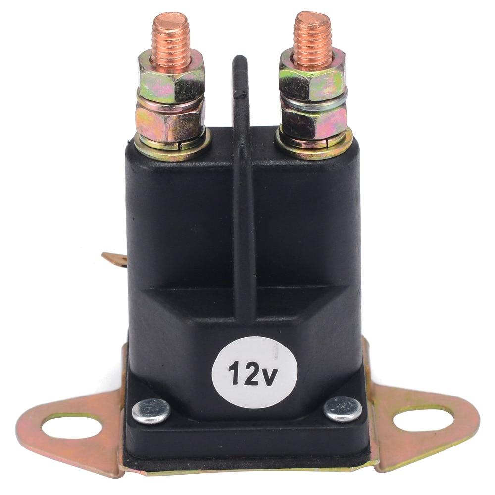 1 Pc Baru Starter Solenoid Relay Switch Kontaktor Mesin 3 4 Terminal Pada Ganti Untuk Mtd Pemotong Rumput Di Dari Perbaikan Rumah Aliexpresscom