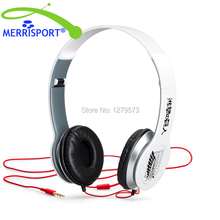 MERRISPORT Headphones Over Ear 3.5mm Headset Stereo Headset Headphone(Attack On Titan) for Iphone Samsung Computer MP3 MP4 White