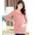 2017 que hace punto inferior maternidad camiseta ropa de otoño para las mujeres embarazadas más el tamaño de algodón de invierno clothing para el embarazo
