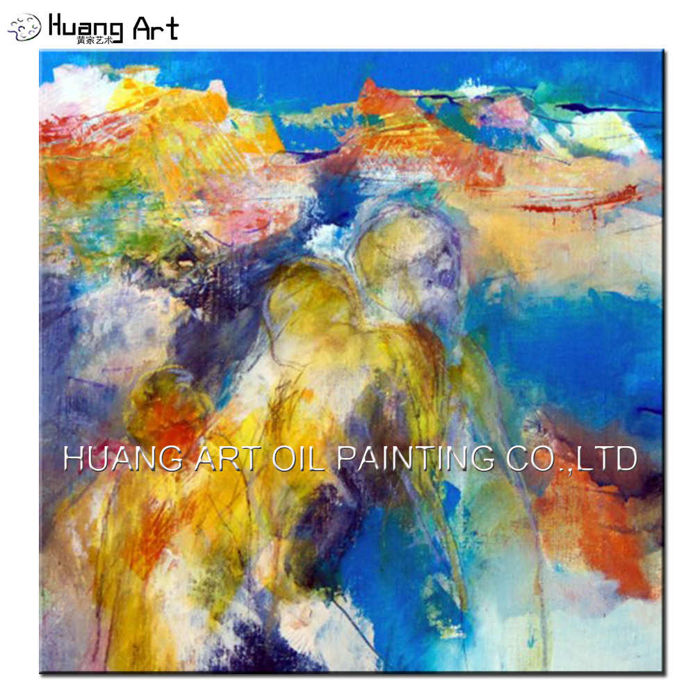 Hand Painted Modern Creative Abstract Human Body Oil Painting On Canvas Popular Decoration Color Painting For Living Room Wall Oil Painting Paintings On Canvasoil Painting On Canvas Aliexpress