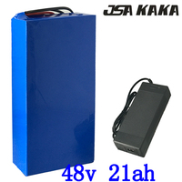 Free Customs Duty 48V 1000W 2000W Lithium Battery 48V 20AH ebike Battery 48V 20AH Electric Bike Battery with 54.6V 5A charger