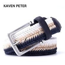 Weave Belt Men In Men's Belts And