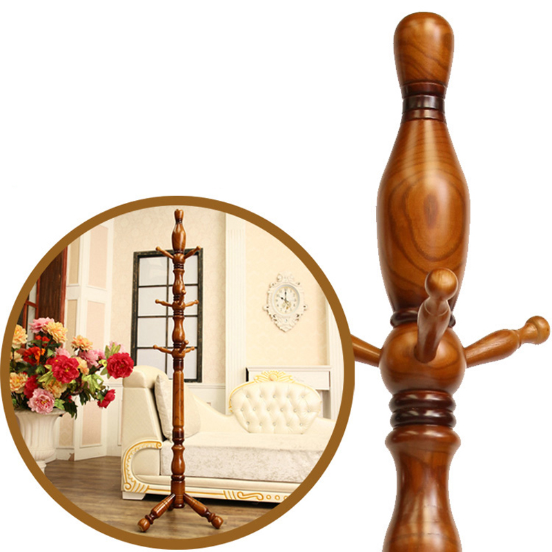 soporte ganchos perchero de madera muebles de sala de madera muebles