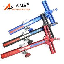 Archery Recurve  Aluminum Bow Sights Laser Micro Adjust Optical Fiber Micro Optic Sight flecha Hunting 1 Pins Shooting Archery c стоимость