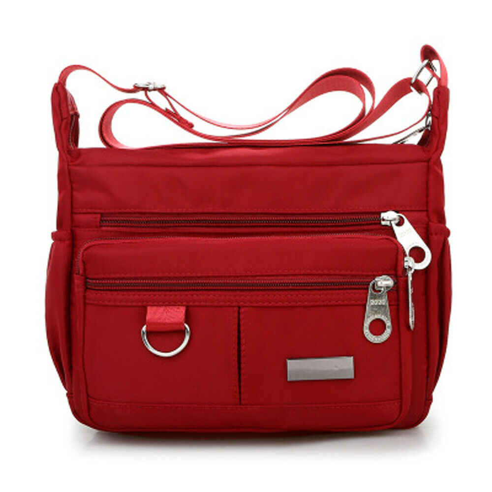 New New Women Bag Nylon Waterproof Messenger Bags For Lady Crossbody Shoulder Bag Casual Handbags High Quality