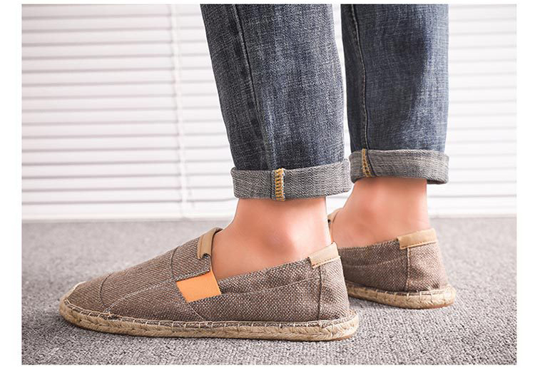 HTB1vgzQBFOWBuNjy0Fiq6xFxVXay OUDINIAO Mens Shoes Casual Male Breathable Canvas Shoes Men Chinese Fashion 2019 Soft Slip On Espadrilles For Men Loafers