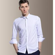 Males's shirts of top quality personalized pure colour vogue males's shirts marriage ceremony the groom's finest man shirt leisure enterprise males'