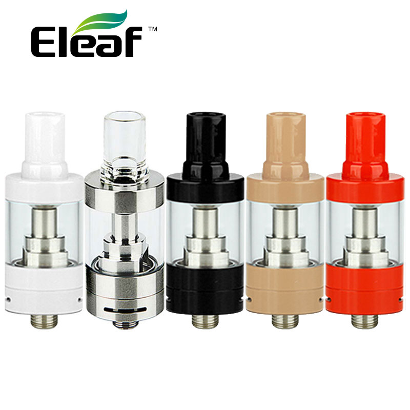 Original Eleaf GS Air 2 Atomizer 2.5ml Ijust S Plus Tank 510 Threaded Airflow Adjustable Gs-air 2 Tank Diameter 19mm Vaping Tank eleaf gs air 2 tank atomizer airflow adjustable clearomizer fit for eleaf ijust start plus 2 3ml 2 5ml tank available