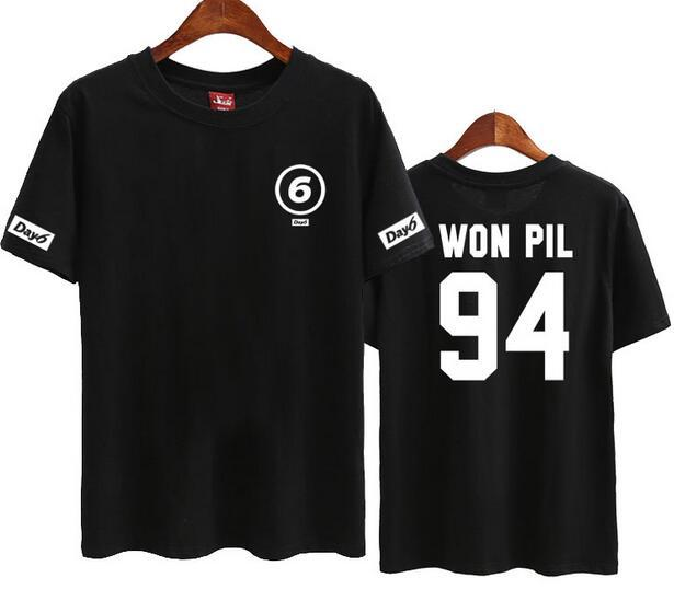 Day6 Band Member T-Shirts