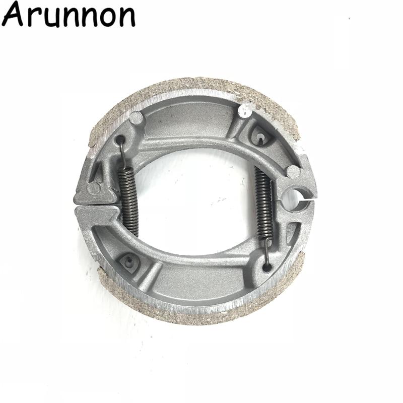 Arunnon Motorcycle Accessories FOR HONDA DIO ZX AF18 AF24 AF27 AF28 AF34 AF35 AF38 Drum Brake Pad Brake Shoe Brake Block