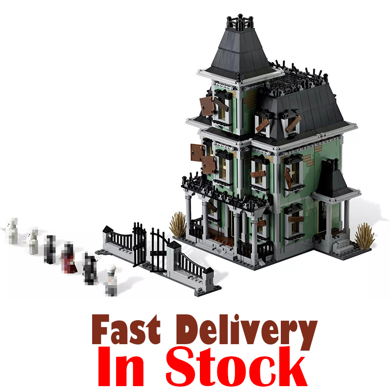 Здесь продается  LEPIN 16007 Haunted House Classic Movie Building Blocks Bricks Toys For Boys oyuncak 2141PCS Compatible with legoINGly 10228  Игрушки и Хобби