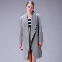 Long Coat Wool And Blends