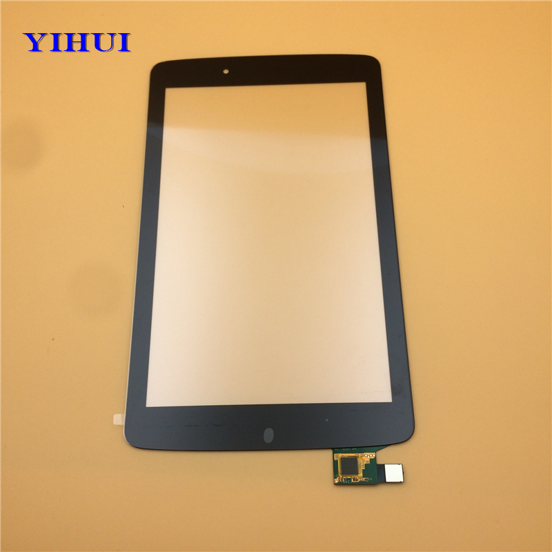YIHUI V400 Touch For LG G Pad 7.0 V400 V410 Tablet Touch Screen Digitizer Glass Replacement free shipping srjtek 7 inch lcd display touch screen digitizer assembly replacements ld070wx7 sm a3 for lg g pad v400 v410