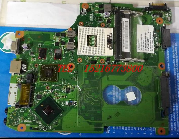 C600 6050A2381501 V000238030 HM55 non-Integrated For laptop DDR3 Socket 989 45 warrant