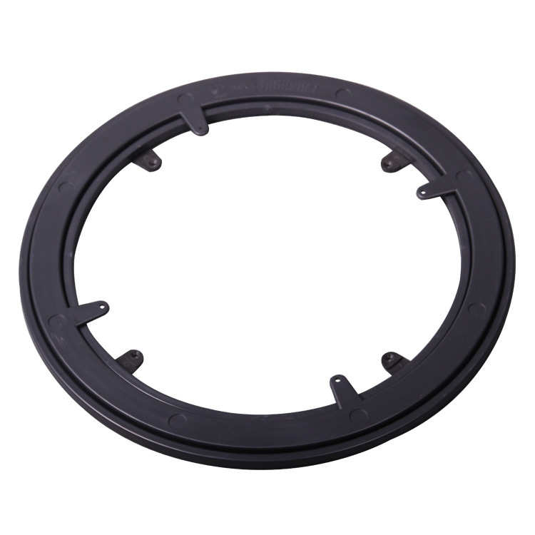 35CM/14Inch ABS Engineering Plastic TV Swivel Turntable Stand Universal Rotary With Steel Bearing Ball Home Hotel Table TV Base