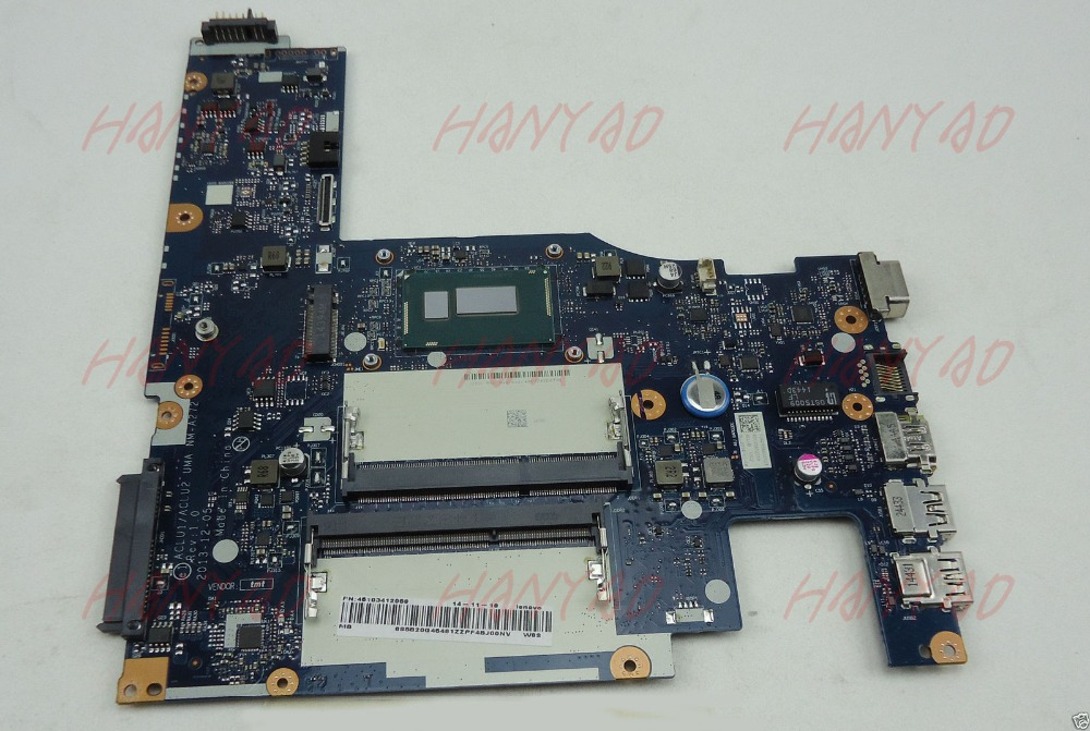 For Lenovo Z50-70 G50-70 Laptop Motherboard i3 cpu ddr3 ACLUAACLUB NM-A272For Lenovo Z50-70 G50-70 Laptop Motherboard i3 cpu ddr3 ACLUAACLUB NM-A272