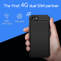 Pre Sale The First 4G Dual SIM Dual Standby Partner GoodTalk Case 4G With 4G Internet