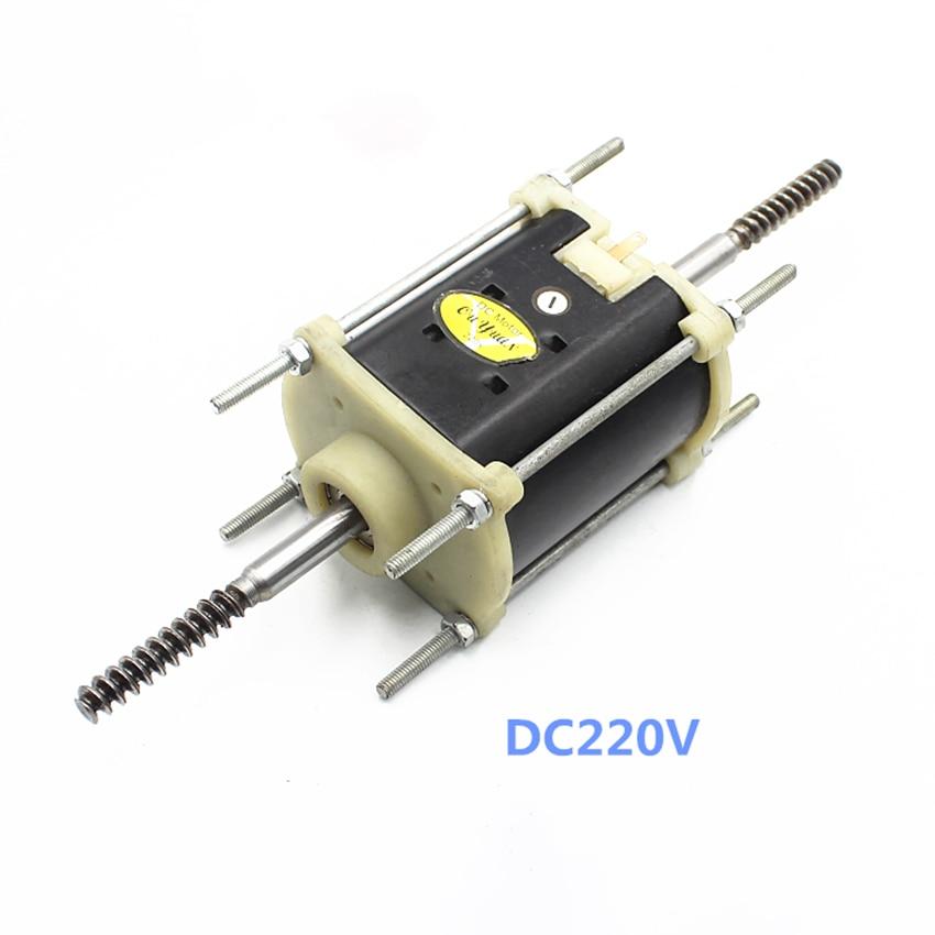 Dc24v-220v 2700rpm 220 Micro Motor Carbon Brush Ball Bearing 12-pole Rotors Mute Experimental Generator Massage Chair Motor Diy Electrical Equipments & Supplies