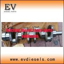 K21 K25 Crankshaft for Nissan forklift
