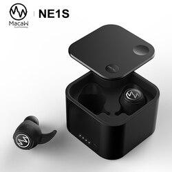 MACAW NE1S True Wireless Bluetooth 5.0 HIFI Audio Dynamic Driver In-Ear Earphone Sport Earbuds Support AAC/SBC IPX7