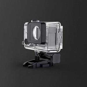 Image 2 - מקורי מתחת למים מקרה עבור G3 Git3 GITUP Git2 Git2P 90 תואר צלילה 30M עמיד למים דיור קיצוני קסדת מיני פעולה מצלמת