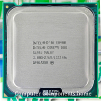 Original Core 2 Duo E8400 CPU Processor 3 0Ghz 6M 1333GHz Socket 775