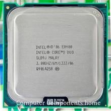 Original INTEL  Core 2 Duo E8400 CPU  core 2 duo processor e8400 (3.0Ghz/ 6M /1333GHz) Socket  LGA 775
