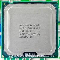 Oryginalny procesor intel core 2 Duo E8400 procesor 2 duo e8400 (3.0 Ghz/6 M/1333 GHz) gniazdo LGA 775 w Procesory od Komputer i biuro na