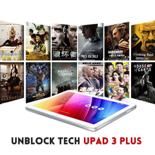 UNBLOCK TECH UPAD 3 PLUS Android 5.1 Bluetooth UPAD3 1G 16G Bluetooth Multi-language UBTV 1000+ channels for Japan Korean UK US