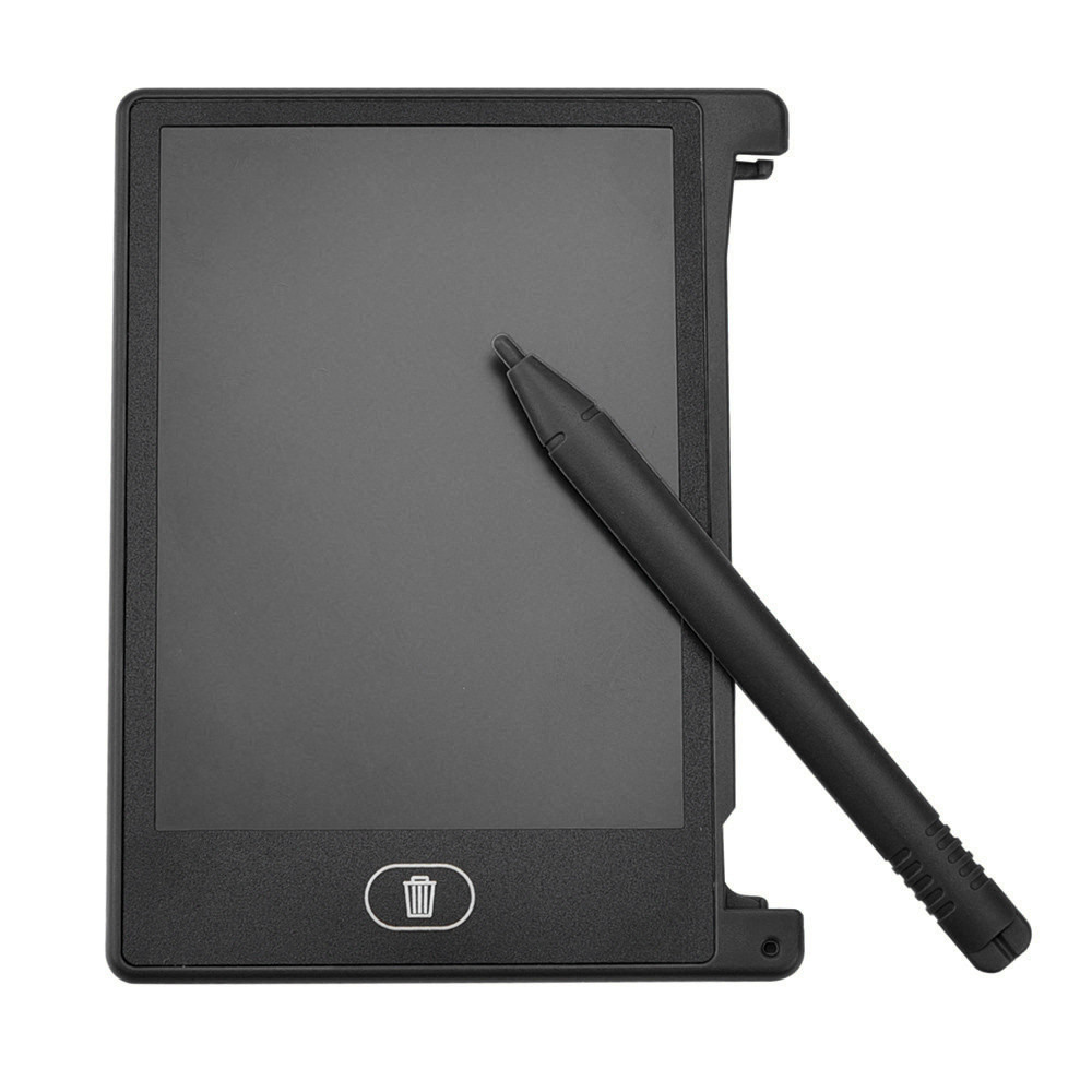 все цены на High Qualitity 4.4-inch LCD EWriter Paperless Memo Pad Tablet Writing Drawing Graphics Board Hot Sale Leaning Educational Toys в интернете