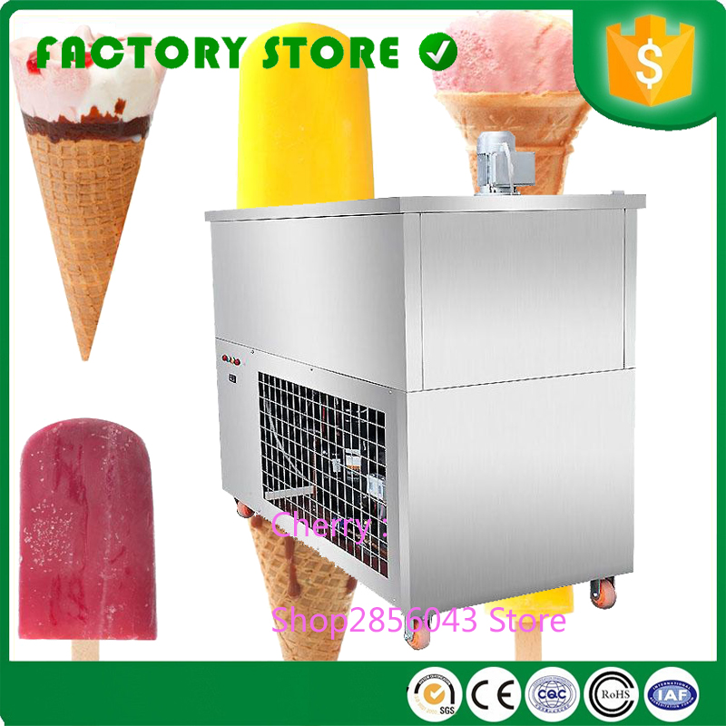 Free Shipping 8/10/12 Moulds Hot Sale Popsicle Ice Cream Popsicle Stick Machine Popsicle Sealing Machine With Moulds