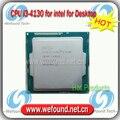 Для Intel Core i3 4130 Процессор 3.4 ГГц/3 МБ Кэш/Dual Core/Socket LGA 1150/Кач Ядро/Desktop I3-4130 CPU