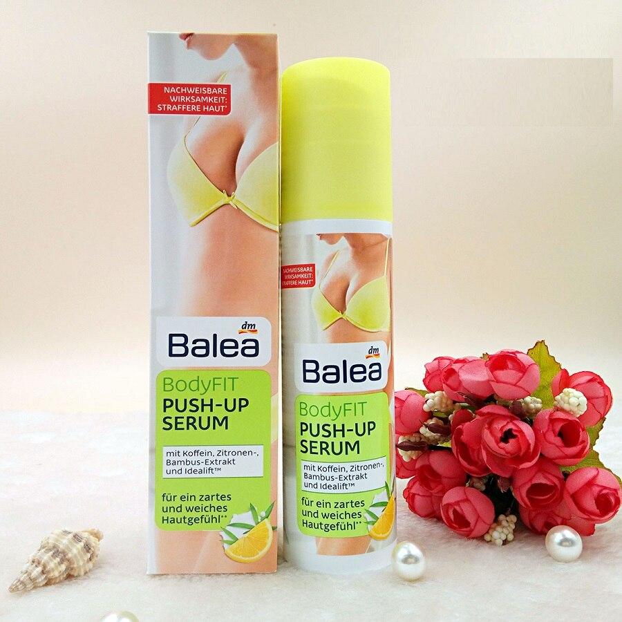 Germany Balea Effective Safe Bust Push-up Lifting Cream Breast Massage Cream Tender Chest Neck Improve skin elasticity Firm skin