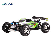 JJRC RC Auto 1:18 Elektrische 2.4G 4WD 40 KM/H Afstandsbediening Korte Cursus Monster Truck Rock Crawler Off Road RC Auto Speelgoed(China)