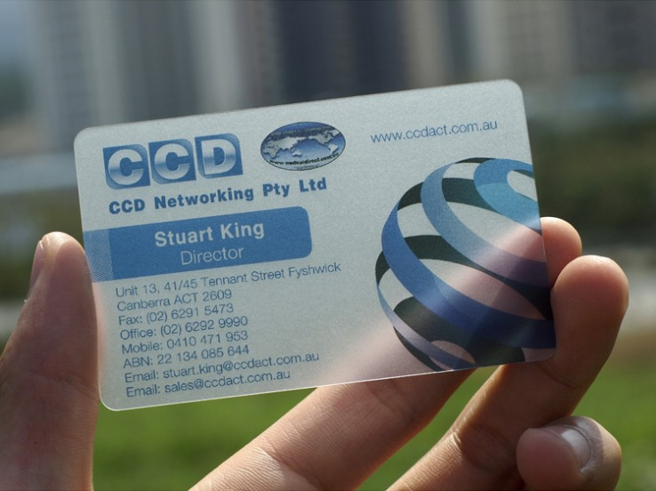 Compare Prices on Translucent Plastic Business Card- Online ...