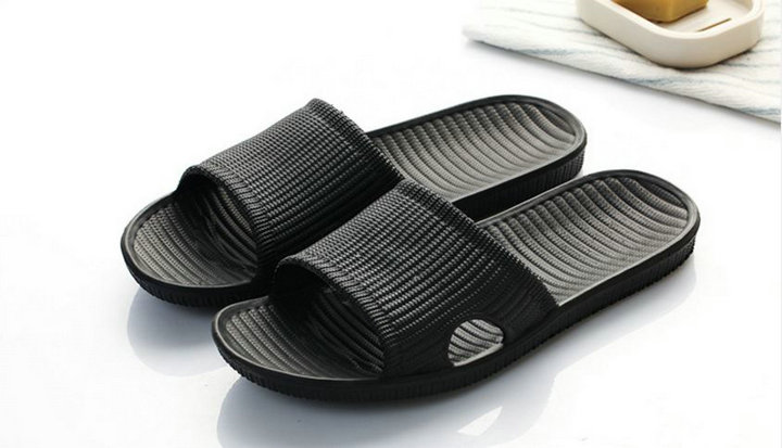 Cheap Price New Summer Home Bathroom Slippers Indoor Anti Slipper Soft Bottom Family Woman Man Slippers (6)
