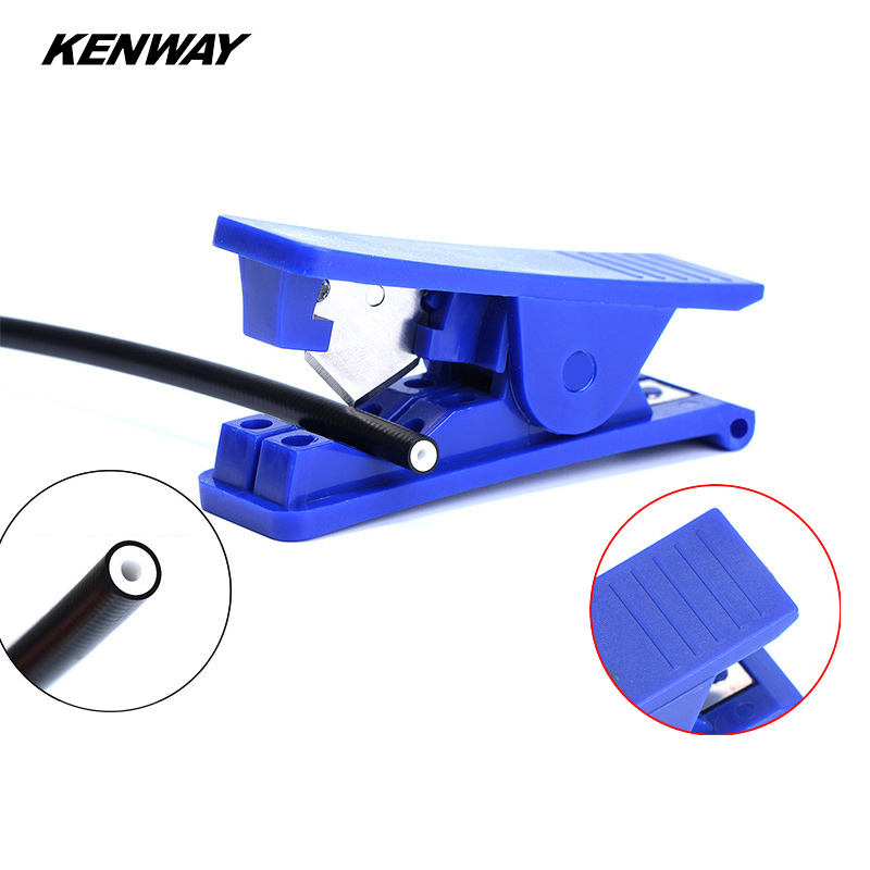 Portable Mini Pipe Bike Tube Cutter For Cycling Professional  Plastic Pipes Cutting Tool For Bike Brake Cables