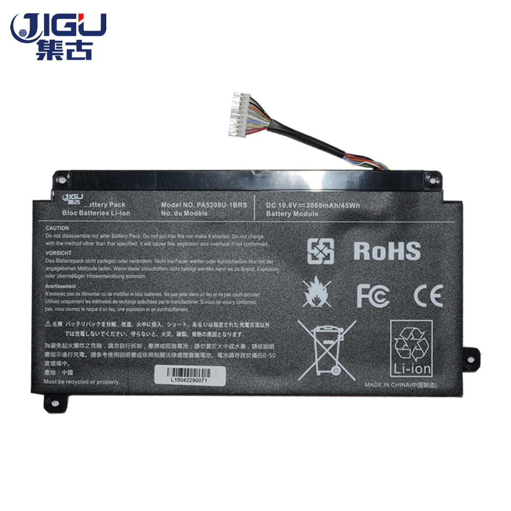 JIGU NEW Laptop Battery CB30-A3120 B3122 CB35-C3300 PA5208U-1BRS For TOSHIBA CB30-B For CHROMEBOOK 2 13.3